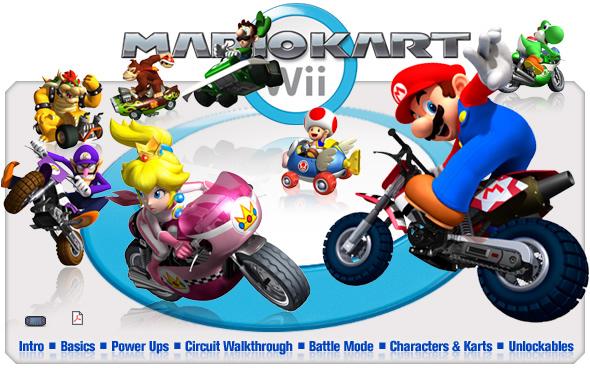 Super Mario Kart Wii Super Mario Games Blog